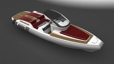 Pirelli PZERO 1100 Yacht Tender (Inboard Diesel) 14