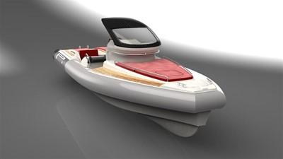 Pirelli PZERO 1100 Yacht Tender (Inboard Diesel) 18