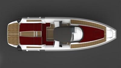 Pirelli PZERO 1100 Yacht Tender (Inboard Diesel) 17