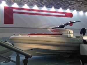 Pirelli PZERO 1100 Yacht Tender (Inboard Diesel) 29 PZero 110 - Genoa Boat Show