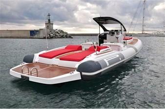 Pirelli PZERO 1100 Yacht Tender (Inboard Diesel) 1 Pirelli PZERO 1100 Yacht Tender (Inboard Diesel) 2021 PIRELLI PZERO 1100 CABIN Boats Yacht MLS #102128 1