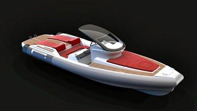 Pirelli PZERO 1100 Yacht Tender (Inboard Diesel) 30