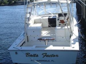 Baits Factor 4 Baits Factor 2002 STOLPER  Cruising Yacht Yacht MLS #105965 4