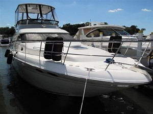 No Name 2 No Name 2001 SEA RAY 400 Sedan Bridge **FRESH WATER** Motor Yacht Yacht MLS #106431 2