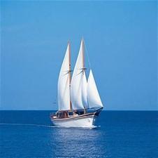 HERMINA 1 HERMINA 1993 HALKITIS URANIA  Motorsailor Yacht MLS #107255 1