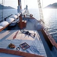HERMINA 3 HERMINA 1993 HALKITIS URANIA  Motorsailor Yacht MLS #107255 3