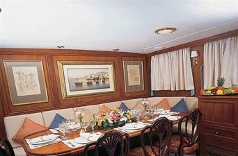 HERMINA 5 HERMINA 1993 HALKITIS URANIA  Motorsailor Yacht MLS #107255 5