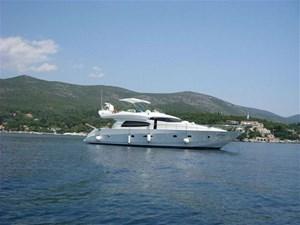 SALBATRING ALBANA 1 At anchor