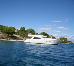 SALBATRING ALBANA 2 At anchor