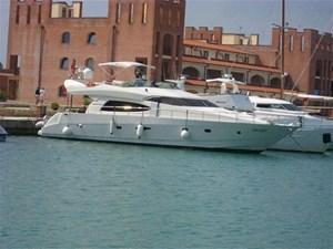 SALBATRING ALBANA 3 In harbour