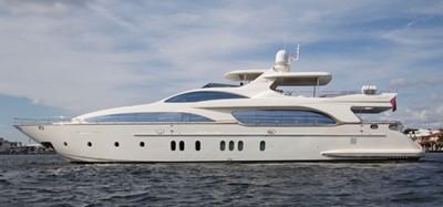 MOMENTO.   2006 Azimut 116 @ Italy 2 MOMENTO.   2006 Azimut 116 @ Italy 2006 AZIMUT YACHTS 116 Motor Yacht Yacht MLS #114800 2