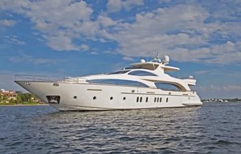 MOMENTO.   2006 Azimut 116 @ Italy 1 MOMENTO.   2006 Azimut 116 @ Italy 2006 AZIMUT YACHTS 116 Motor Yacht Yacht MLS #114800 1