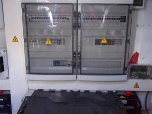 Engine Room - Electric Panel