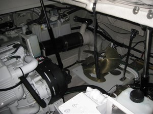Engine Room w/ Spare Props
