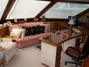 PARADIS 4 PARADIS 1984 CANADOS  Motor Yacht Yacht MLS #115634 4