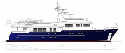 All Ocean Yachts Overing 100' Explorer  116319