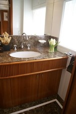 Bathroom- Master cabin