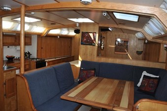 Via 52 2 Via 52 2000 CHANTIERS YACHTING Via 52 Cruising Sailboat Yacht MLS #116869 2