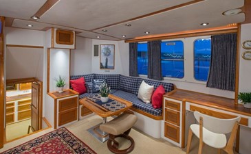 Saloon View Aft