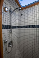 Guest Tiled Stall Shower