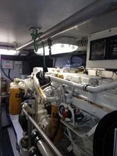 STARLIGHT 27 Port Engine
