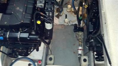 First Choice 17 Engine Room