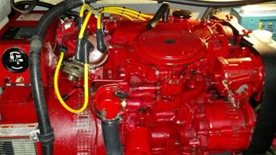 First Choice 15 Engine Room