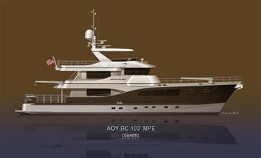 All Ocean Yachts BC 103 Multi Purpose Explorer Fiberglass 121790