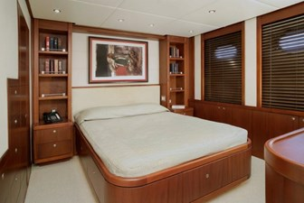 VIP Queen stateroom port side (sistership)
