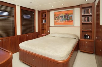 VIP Queen stateroom stb side (sistership)
