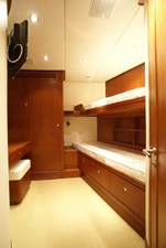 1 of 2 crew cabins (sistership)