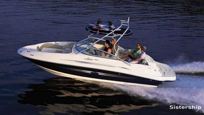 Sea Ray 220 Sundeck 123313