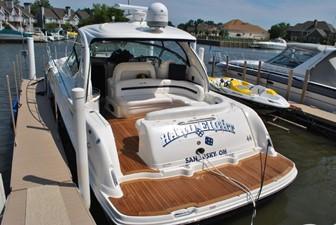 Hard Eight 1 Hard Eight 2006 SEA RAY 44 Sundancer Cruising Yacht Yacht MLS #123826 1
