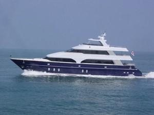 No Name 1 No Name 2014 PRESIDENT YACHTS Triple Deck Motor Yacht Yacht MLS #124161 1