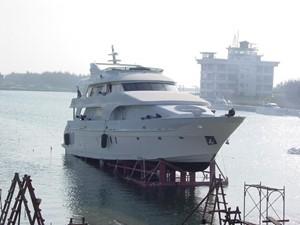 No Name 5 No Name 2014 PRESIDENT YACHTS Triple Deck Motor Yacht Yacht MLS #124161 5