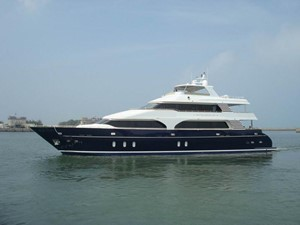 No Name 2 No Name 2014 PRESIDENT YACHTS Triple Deck Motor Yacht Yacht MLS #124161 2