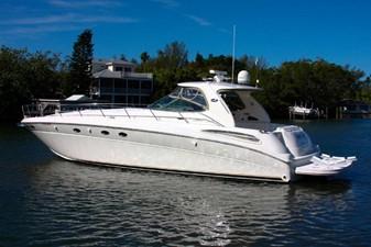Double Trouble 1 Double Trouble 2002 SEA RAY 510 Sundancer Cruising Yacht Yacht MLS #124826 1