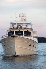 FLEMING 58 - NEW BUILD 29 Bow
