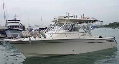 Grady White 330 Express 0 Grady White 330 Express 2007 GRADY-WHITE 330 Express Sport Fisherman Yacht MLS #125567 0