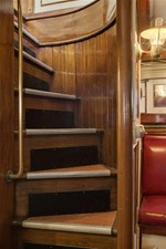 Lower Saloon Stairway
