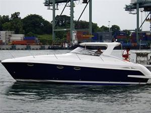 Custom Built Sport Cruiser 14