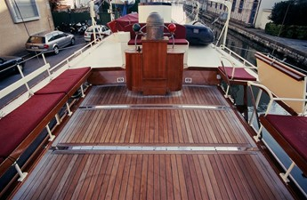 RED ex Red Pirate 1 RED ex Red Pirate 1947 SILVERS, ROSNEATH  Motor Yacht Yacht MLS #200442 1
