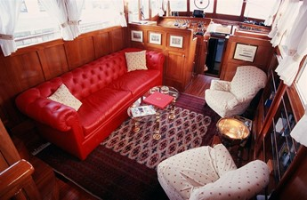 RED ex Red Pirate 6 RED ex Red Pirate 1947 SILVERS, ROSNEATH  Motor Yacht Yacht MLS #200442 6