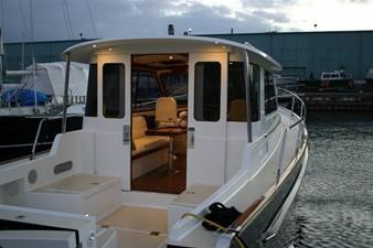 Abaco 40 11 Cockpit