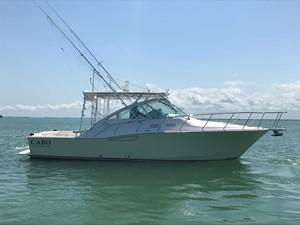 2007 CABO 35 EXPRESS @ CANCUN 1 2007 CABO 35 EXPRESS @ CANCUN 2007 CABO 35 Express Cruising Yacht Yacht MLS #203376 1