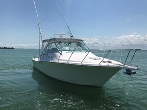 2007 CABO 35 EXPRESS @ CANCUN 2 2007 CABO 35 EXPRESS @ CANCUN 2007 CABO 35 Express Cruising Yacht Yacht MLS #203376 2