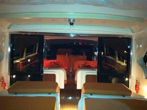 Aft deck night