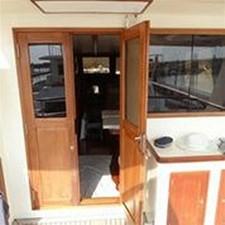 Custom Trawler 54 2 Custom Trawler 54 2003 CUSTOM Custom Trawler 54 Trawler Yacht Yacht MLS #204427 2