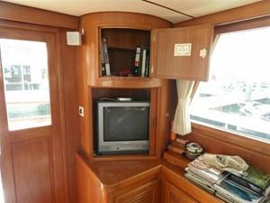 Custom Trawler 54 4 Custom Trawler 54 2003 CUSTOM Custom Trawler 54 Trawler Yacht Yacht MLS #204427 4