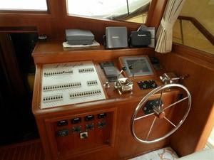Custom Trawler 54 6 Custom Trawler 54 2003 CUSTOM Custom Trawler 54 Trawler Yacht Yacht MLS #204427 6